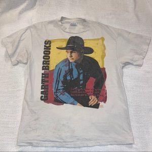 Garth Brook Tee Shirt (One Stitch)